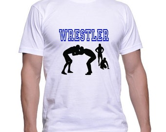 Tshirt for a Wrestler
