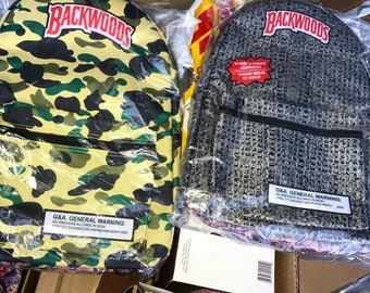 New bundle pack Acosta x BACKWOODS BACKPACK BAGS
