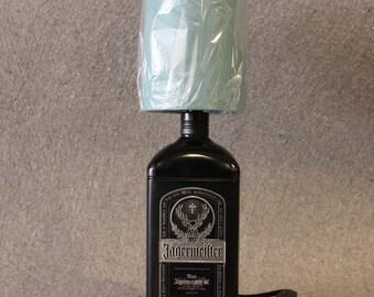 Jägermeister Tin Metal Bottle