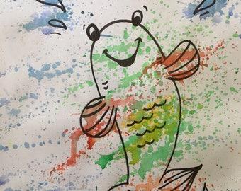 Happy Fish - Splash
