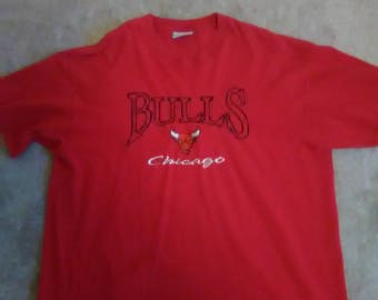 Vintage Chicago Bulls Shirt