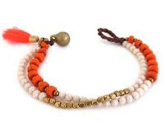 Boho Tassel Bracelet