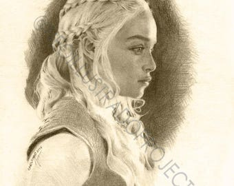 Daenerys Targaryen by Co Cabo