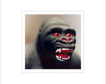 King Kong, Stockton-on-Tees (Nostalgic Photography)