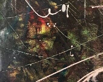 framed abstract art photographs