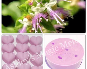 3 patchouli floral scented wax melts, flower wax melts, long lasting strong wax Melts, cheap scented gifts, best wax Melts