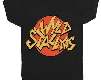 Bill And Ted Excellent Adventure Wild Stallions 90S Movie Film Mens Black T Shirt