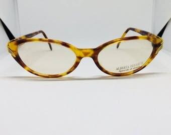 Alberta Ferretti Rare Eyeglasses