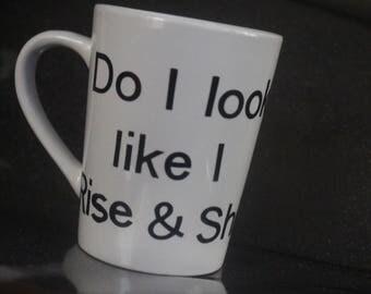 Mugs/glasses