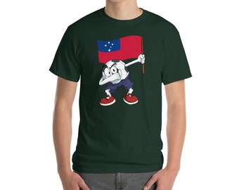 Samoa Soccer T-Shirt