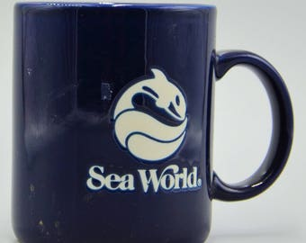 Sea World Ceramic Mug