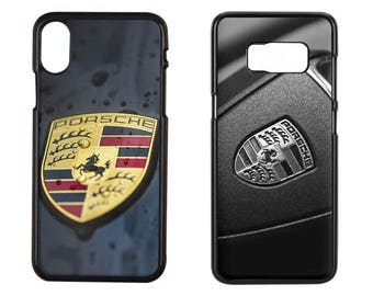 Porsche 991, Porsche Phone Case, Porsche Emblem Phone case, porsche 911 carrera Case, Porsche 991 Iphone 7 Plus Case, Samsung Galaxy S8 Case