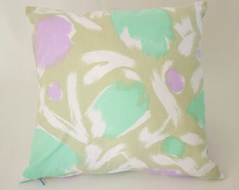 Pastel Pillow cover