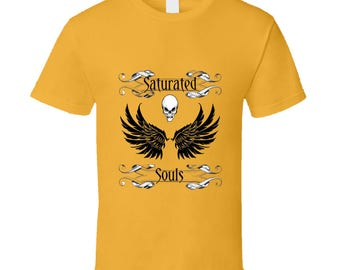 Saturated Souls T Shirt