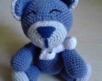 Amigurumi Teddy Bear