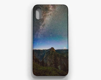 Mountains night iPhone case, iPhone X, iPhone 8/8 Plus, iPhone 7/7 Plus, iPhone 6 6S, iPhone 6 Plus 6S Plus, Samsung Galaxy S8/S8 Plus case
