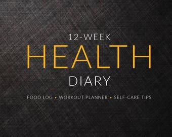 12-Week Health Diary