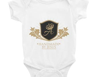 Handmade by Jesus Infant Bodysuit