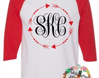 Valentines Day Monogram