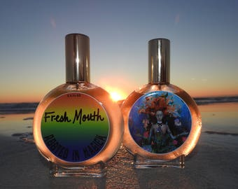 Fresh Mouth Essential Oil Potion