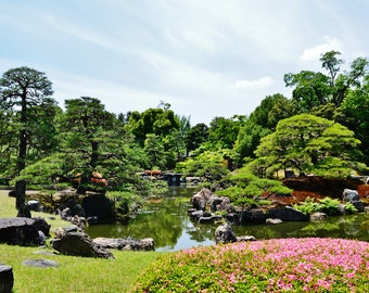 Japan Photography, Japan Print, Kyoto Garden, Japanese garden Wall Art