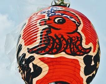 Japan photography, Paper Lantern Print,  Kyoto, Japan, Travel Photography, Japan Print