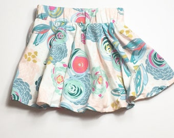 Girls Skirt, Newborn Skirt, Vintage Skirt, Toddlers  Skirt, Skirt, Autumn Skirt, Girls Outfit, READY TO SHIP