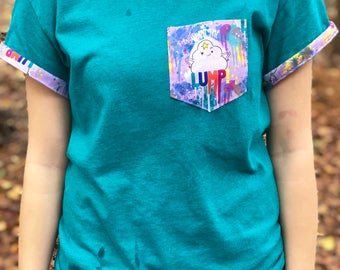 Lumpy Space Princess Pocket Shirt