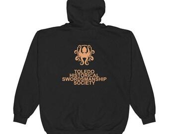 THSS Official Unisex  Zip Hoodie