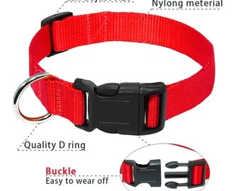 High Quality Nylon Dog Collars