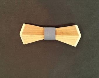 bow tie reversible wood