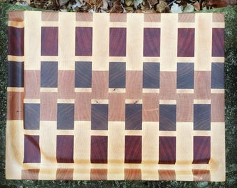 End Grain Cutting Board #3