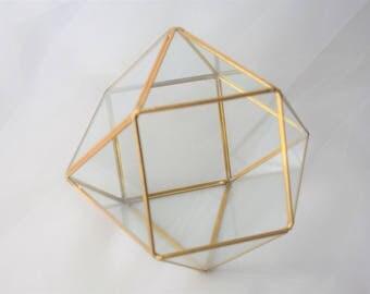 Geometric Terrarium - Cuboctahedron