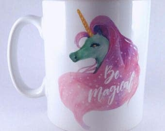 Be Magical Unicorn mug