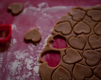 Bake baking cookies