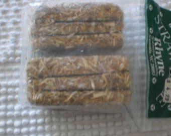 for decorative village hay bales