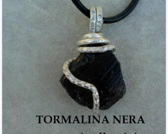 Black Tourmaline Crude
