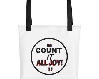 Count it all Joy! - Tote bag
