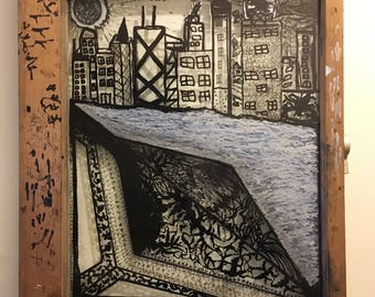 """Window Art (18.5""""X24"""")"""