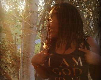 I Am God Gen 1:27 bodysuit