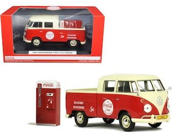 1:24 1963 Volkswagen diecast model