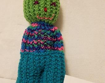 Knit Comfort Doll #6