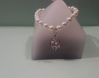 Perl bracelet