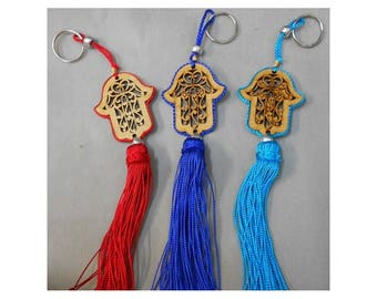 Keychain magical and traditional - different colors.