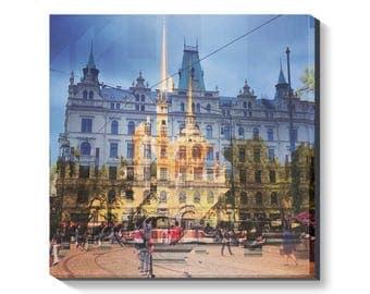 """Photography Nikita Petrov """"Mosaic. Prague and SPB"""""""