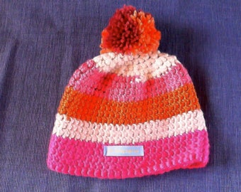 Warm Winter Hats, Handmade with Love