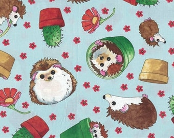 Quilting Treasures - Who Let the Hogs Out - Hedgehog Toss