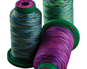 Isacord Embroidery Thread Variegated