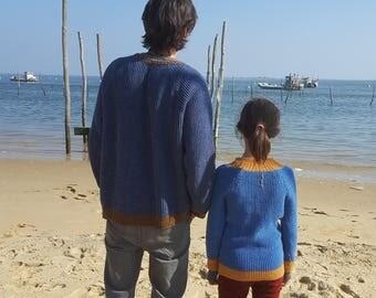 child tidal pull