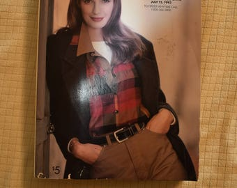 Sear Fall/Winter 1992-1993 Catalog